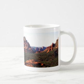 Red Rock Formations in Sedona Arizona Coffee Mug