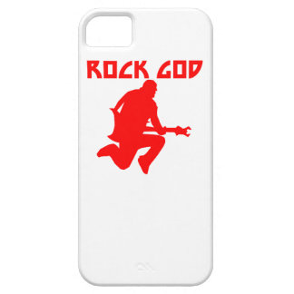 Red Rock God iPhone 5/5S Cover