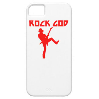 Red Rock God iPhone 5 Covers