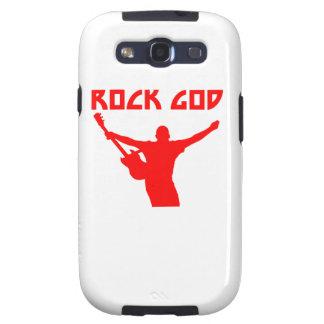Red Rock God Galaxy SIII Case