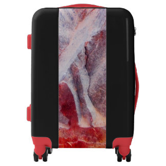 Red Rock It! Luggage from Kailin Gow's Go Girl