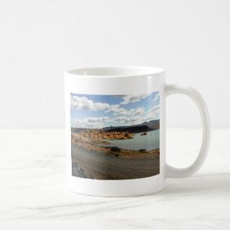 Red Rock Lake Coffee Mug
