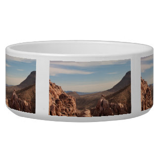 Red Rock Landscape Bowl