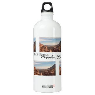 Red Rock Landscape; Nevada Souvenir Water Bottle