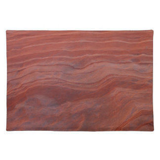 Red Rock Layer Study Placemat
