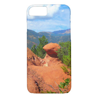 Red Rock Mountain Trail Phone Case