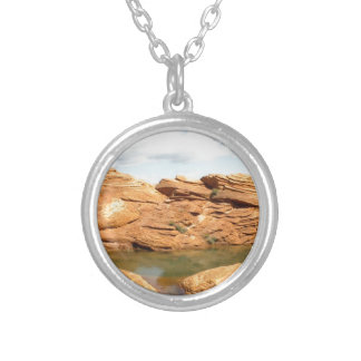 Red Rock Necklaces