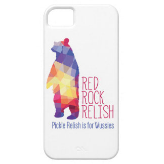 Red Rock Relish iPhone Case iPhone 5 Covers