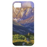 Red Rock Road in Waterton Lakes National Park iPhone 5 Covers