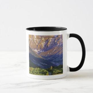 Red Rock Road in Waterton Lakes National Park Mug