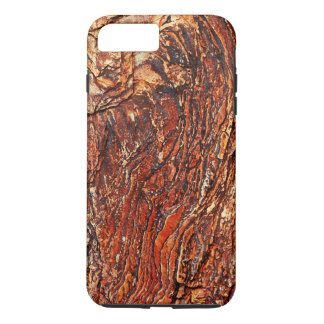 Red Rock Texture iPhone 7 Plus Case