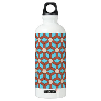 Red Rock Tiled Hex Bottle SIGG Traveler 0.6L Water Bottle