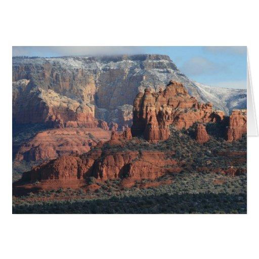 Red Rock Vista Card