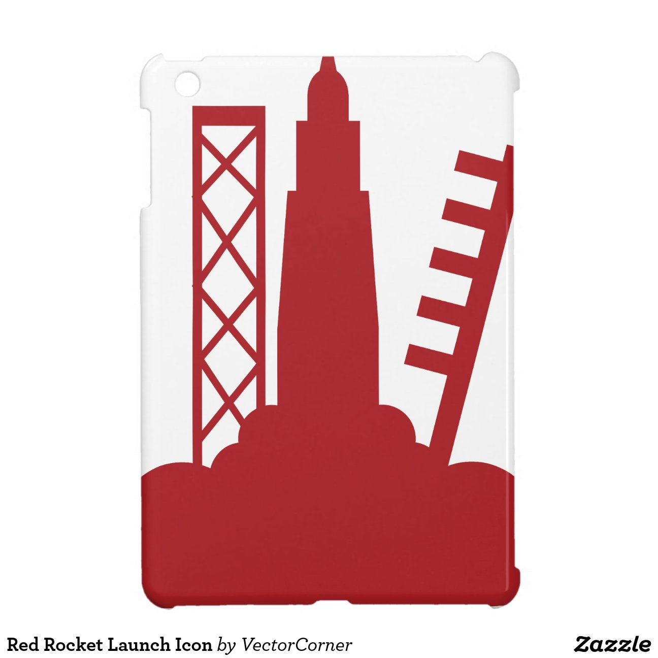 Red Rocket Icon Red Rocket Launch Icon Cover