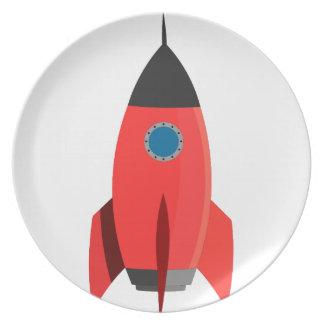Red Rocket Plato