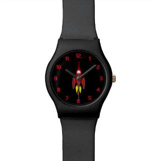 Red Rocket Relojes De Mano