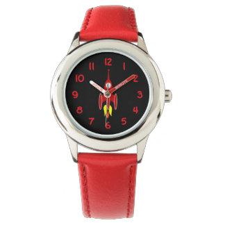 Red Rocket Watch