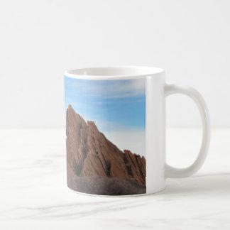 Red Rocks at Roxburough Coffee Mug