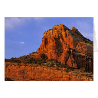 Red Rocks at Sterling Canyon in Sedona Arizona Cards