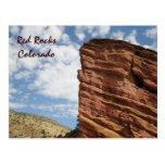 Red Rocks, Colorado Postcard