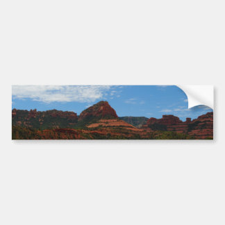 Red Rocks II Bumper Sticker