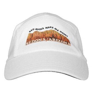 Red Rocks make me Happy Hat