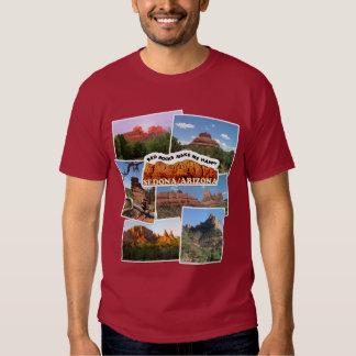 Red Rocks make me happy! T-shirt