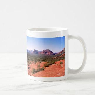 Red Rocks of Oak Creek Canyon in Sedona, Arizona Coffee Mug