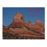 Red Rocks of Sedona, Arizona Postcard