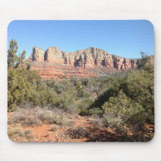 Red rocks, Sedona, AZ Mouse Pad
