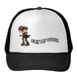 Red Rollerderby jammer Cap