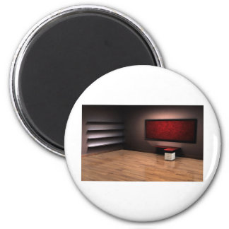 Red Room Design Magnet