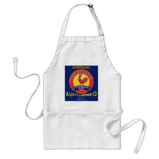 Red Rooster Adult Apron