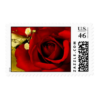 Red Ros Stamps