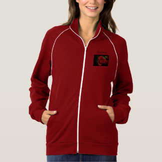 Red Rose #1 Jacket