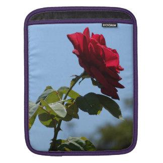 RED ROSE 2 iPad SLEEVE
