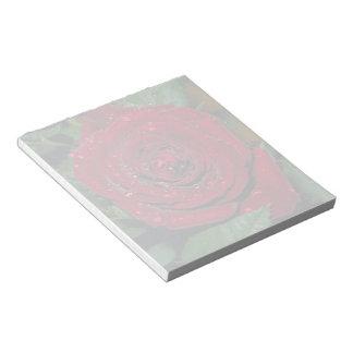 Red Rose #2 Memo Notepads