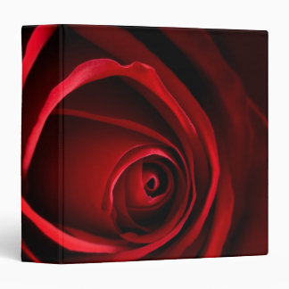 "Red Rose Avery Signature 1.5"" Binder"