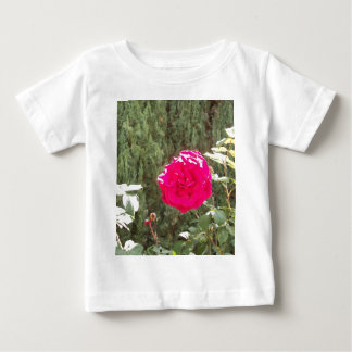 Red Rose Baby T Baby T-Shirt