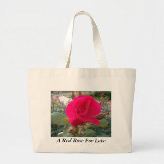 Red Rose Bags