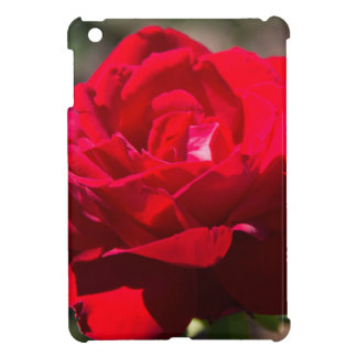 Red Rose Blossom iPad Mini Case