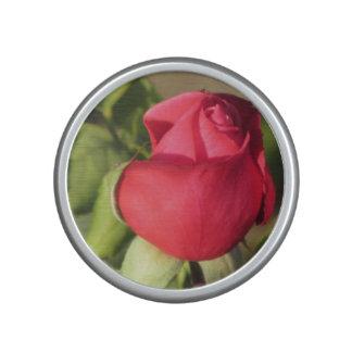 Red Rose Bud Bluetooth Speaker