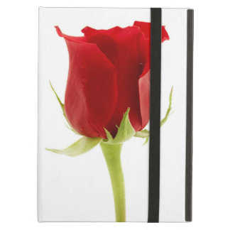 Red rose case for iPad air