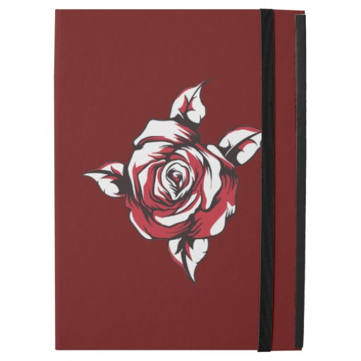 RED ROSE Case for the iPad DESIGN