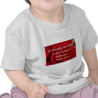 Red Rose Closeup Shirt