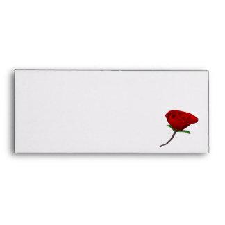 Red Rose Envelopes