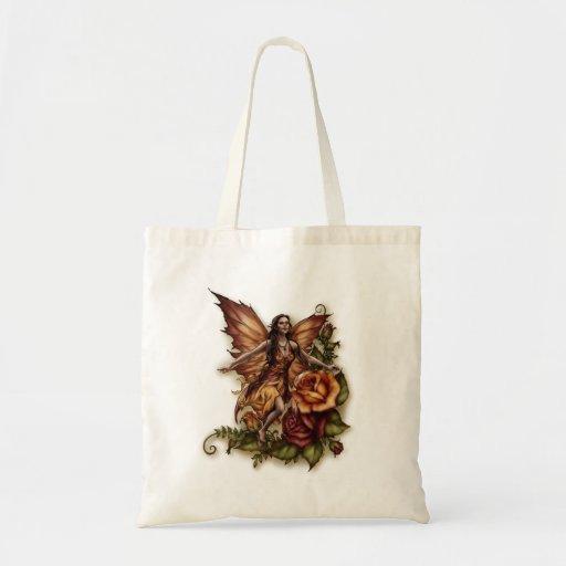 Red Rose Fairy Bag