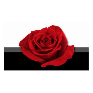 Red Rose - Florist business cards