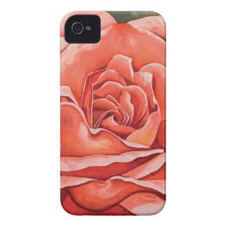 Red rose flower Case-Mate iPhone 4 case