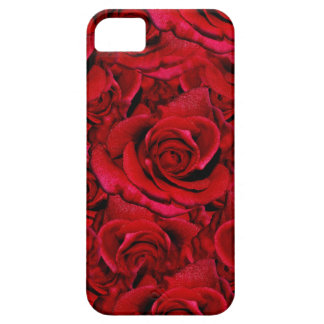 Red rose flower elegant photo iPhone 5 covers